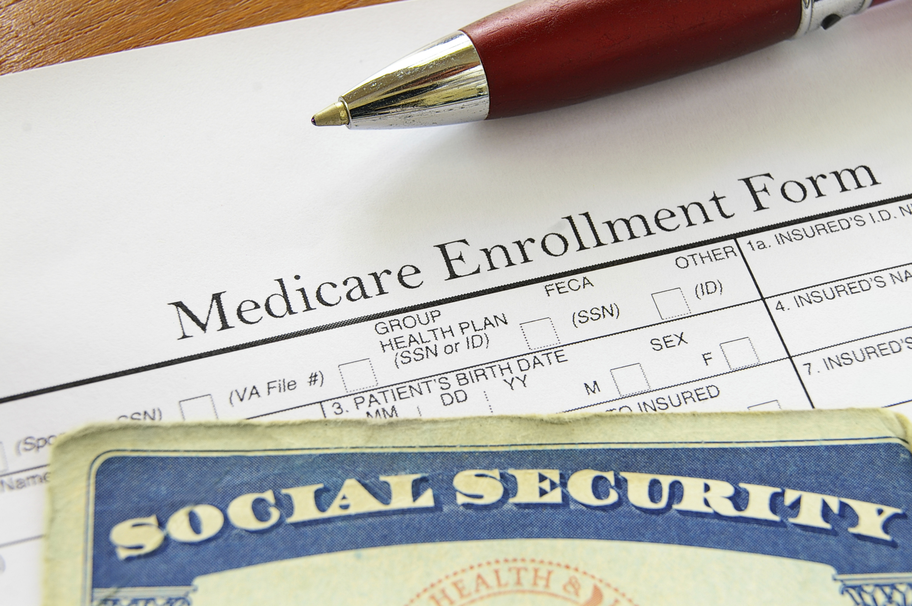 Medicare Social Security